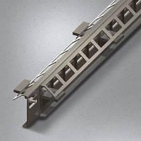 Профили деформационных швов, бета-профиль 130 мм.