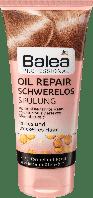 Бальзам - ополаскиватель Balea Professional Oil Repair Schwerelos, фото 1