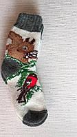 Шкарпетки зимові шерстяні підліткові 9-14 років
