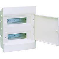 Щит внутренней установки с белой дверцей 24 мод.(2х12) COSMOS Hager VR212PD