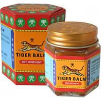 Tiger balm red ointment Бальзам ТИГР красный - снятие боли, расслабляет успокаивает, разогревает,  21 гр Индия
