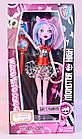 Кукла Monster High Монстер Хай серия Weird Girl Шарнирная с сюрпризом (аксессуары +) набор 4 шт. TOY011, фото 4
