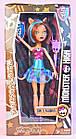 Кукла Monster High Монстер Хай серия Weird Girl Шарнирная с сюрпризом (аксессуары +) набор 4 шт. TOY011, фото 5