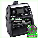 Мобільний принтер термоетикетки ALPHA - 4L BT TSC (Тайвань), фото 2
