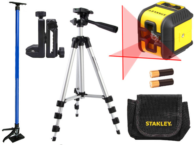 Лазерный нивелир Stanley STHT1-77340