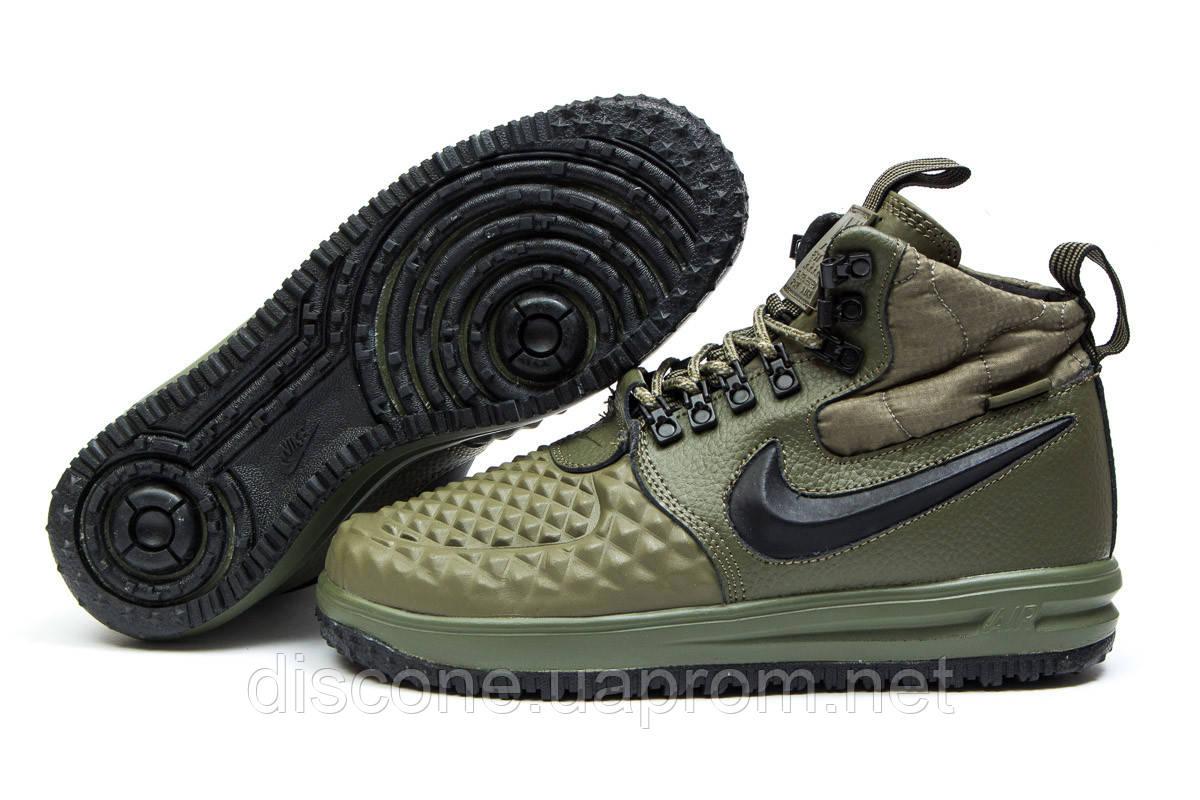 Кроссовки мужские 14791 ► Nike LF1 Duckboot, хаки ✅Скидка 27% ► [ 42 43 ]