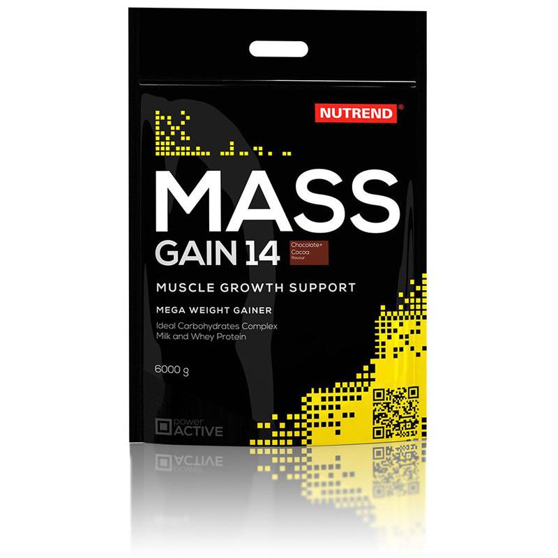 Гейнер Mass Gain 14 (6,0 кг) Nutrend