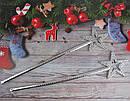Волшебные палочки пластиковые Звезда 12 шт/уп, фото 2