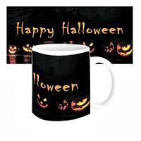 Чашка Happy Halloween Pumpkin