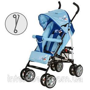 Детская коляска-трость BAMBI (M 2104-1) (Фиолетовый), фото 2