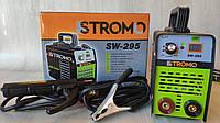 Сварочный аппарат инвертор STROMO SW 295 (295 А, дисплей) Сварка стромо
