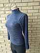 Гольфик, свитер женский ангоровый  ELEGANCE, Турция, фото 2