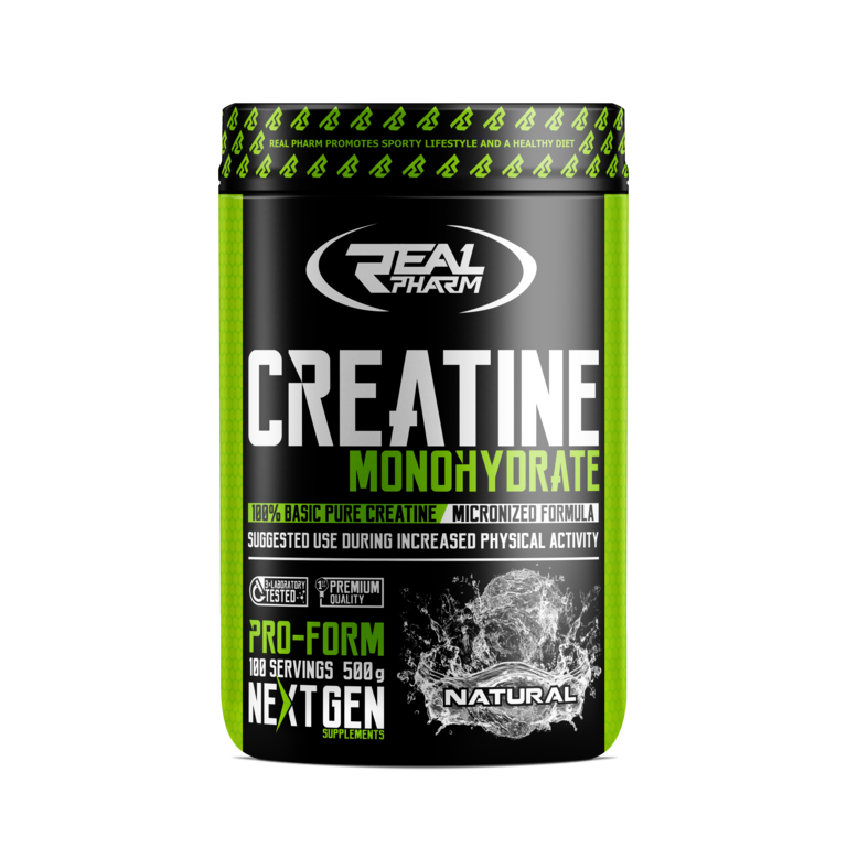 Real Pharm Creatine Monohydrate 300 g