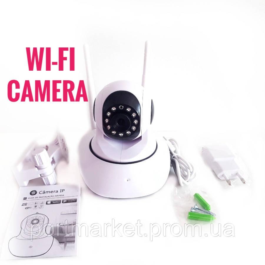 HD качество Беспроводная  поворотная IP Camera  WIFI IP P2P  Onvif  HD WiFi  (видеоняня)