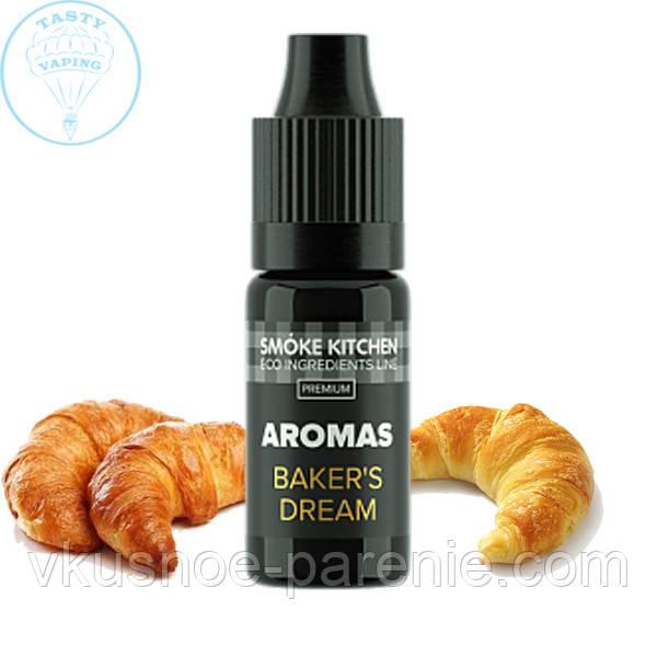 Ароматизатор Baker's Dream (Мечта пекаря) Smoke Kitchen 10 мл
