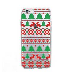 Чехолнакладка xCaseнаiPhoneХ/XS New Year №11
