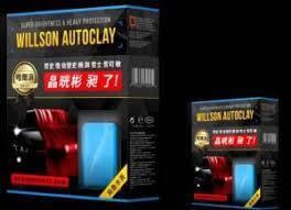 Willson Autoclay (Уилсон Автоклей) - средство для полировки кузова автомобиля