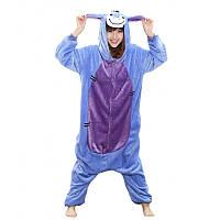 Женская пижама кигуруми ослик (S, M, L, XL) 20395SD