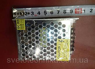 Блок питания для светодиодной ленты СПЕЦИАЛИСТ 12V 48W IP20