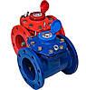 Счетчик для горячей воды  с турбиной ЛЛТ - 150Г Ду 150Ру16