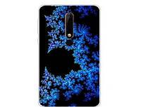 Чехол для телефона цветы  Nokia 6 / 2018