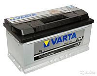 Автомобильный аккумулятор VARTA 6ст - 88 Ah 740 A BLD (F5) (+справа)