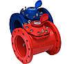 Счетчик для горячей воды  с турбиной ЛЛТ - 200Г Ду 200 Ру16
