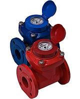 Счетчик для холодной воды (ЛЛХ) ЛЛ - 50Х Ду 50 Ру16