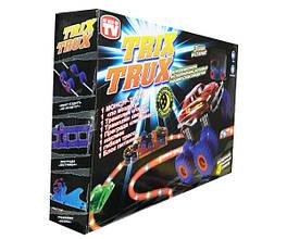 Машинка монстр-траки Trix Trux (8 деталей)