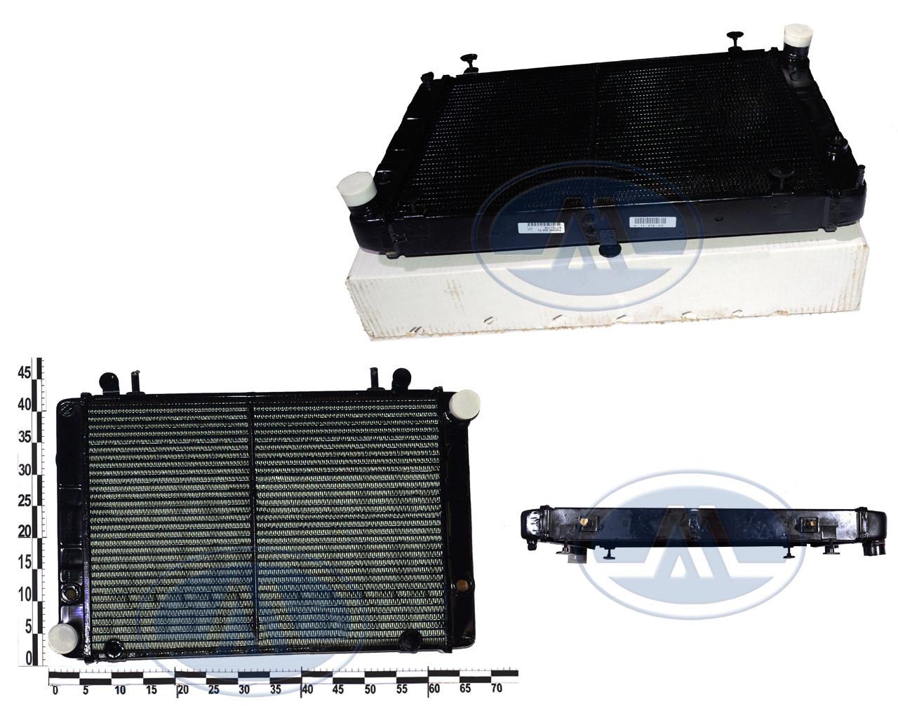 Радиатор медный ГАЗ 3302