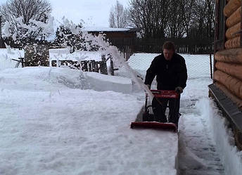 Ремонт снегоуборщика своими руками: основные неисправности