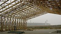 Строительство ангаров