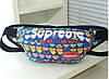 Сумка бананка Supreme X-5000-11