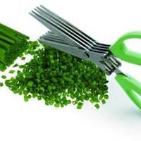 Ножницы для зелени с 5 лезвиями L190 мм (шт)