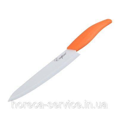 Нож керамический пластиковой с ручкой L 295 мм (шт)