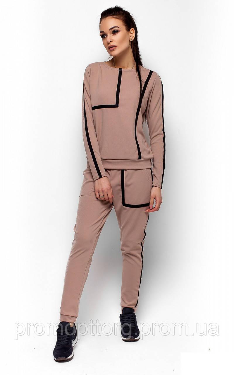 bb0214d3 S, M, L / Молодежный спортивный костюм Alois, бежевый S, цена 745 ...