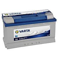 Автомобильный аккумулятор VARTA 6ст - 95 Ah 800 A BD (G3) (+справа)