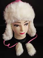 Зимние шапочки для девочек оптом со склада., фото 1