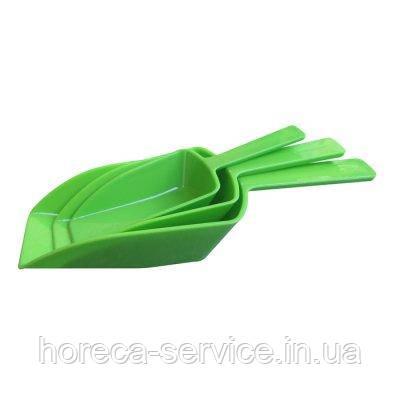 Совки пласмасовые 190*170*140 мм (набор 3 шт)