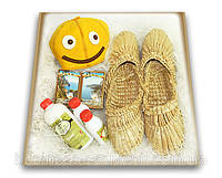 Набор для бани и сауны «С легким паром!» - креативный подарок для женщин на 8 марта, фото 1