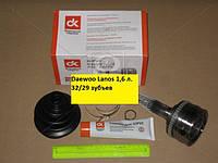 Шарнир /граната/ DAEWOO LANOS наружный АБС 33/29 двигатель 1,6