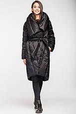 Женская куртка-одеяло KATTALEYA KTL-265 черная, фото 3
