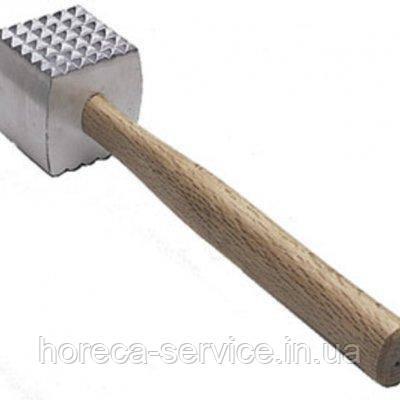 Молоток для мяса с дер.ручкой 27см (шт), фото 2