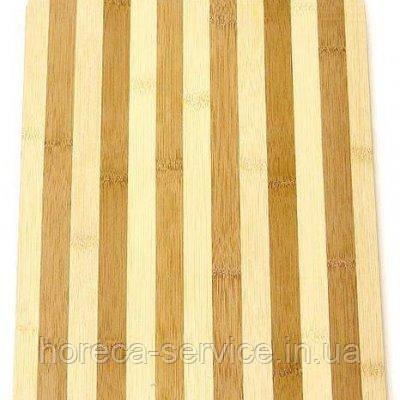 Доска разделочная бамбуковая 360*260 мм ( шт ), фото 2