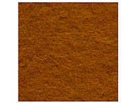 304 Фетр кольоровий 20х28 см 3мм 1шт. (коричневий)