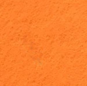 """205 Фетр кольоровий 20х28 см 2мм 1шт. (моркв""""яний)"""