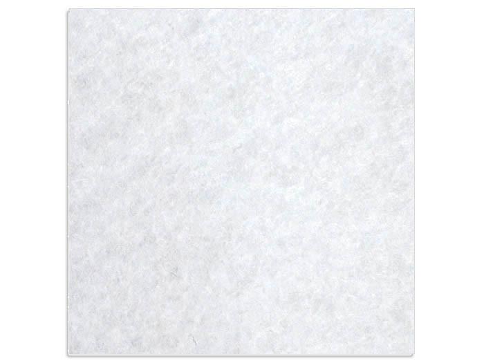 311 Фетр кольоровий 20х28 см 3мм 1шт. (білий)