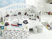 """Детский набор в кроватку """"Colors of Fashion"""" Baykus 100*150"""