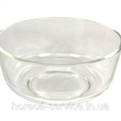 Салатник стеклянный круглый жаропрочный Ø 145 мм (шт)