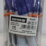 Щипцы кондитерские пластиковые для мастики L 100 мм (1уп 10 шт), фото 2
